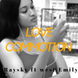 RAY SKY - COMOTION FT WEST EMILY (mix and master by eric amas)