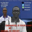 Emmanuel is your name